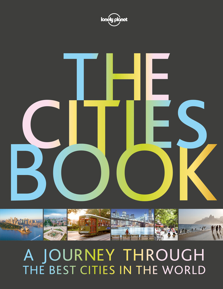 The Cities Book als Buch von