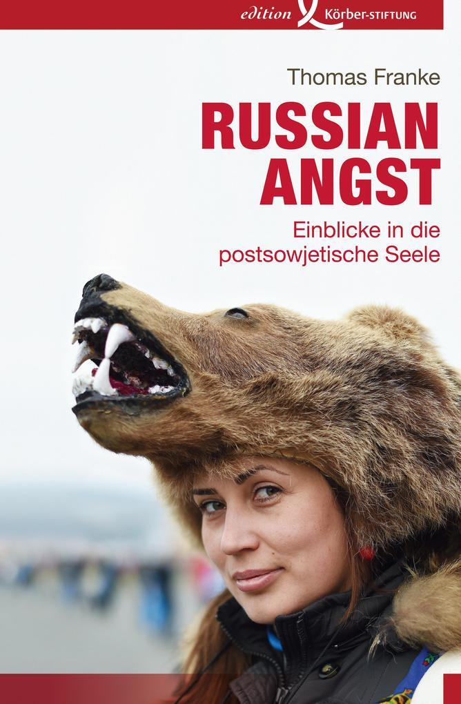 Russian Angst als eBook Download von Thomas Franke