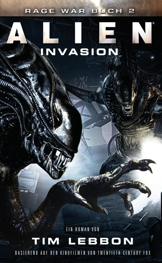 ALIEN: INVASION als eBook