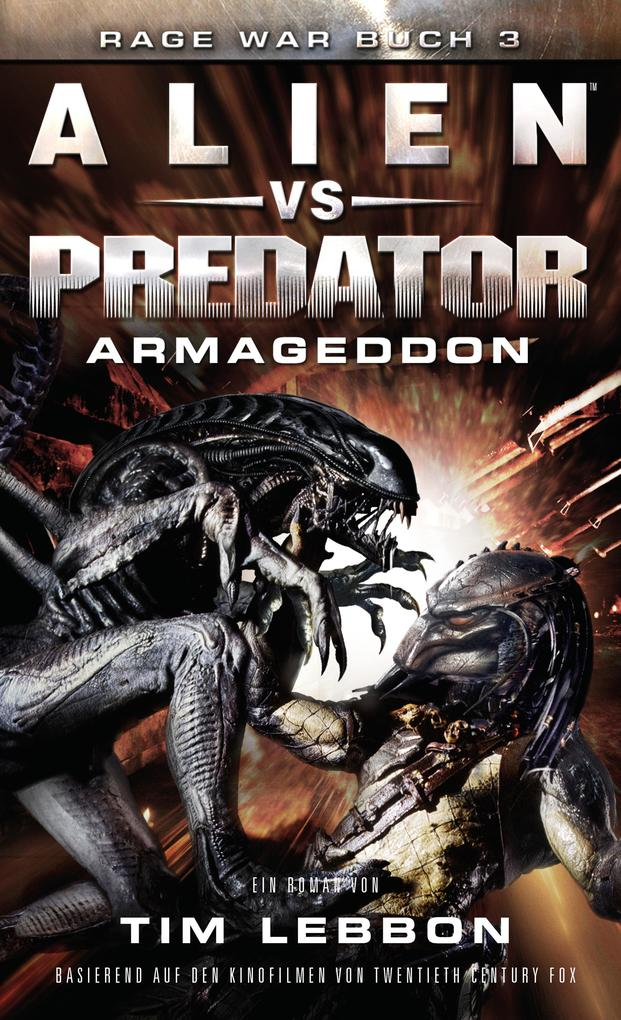 ALIEN VS PREDATOR: ARMAGEDDON als eBook