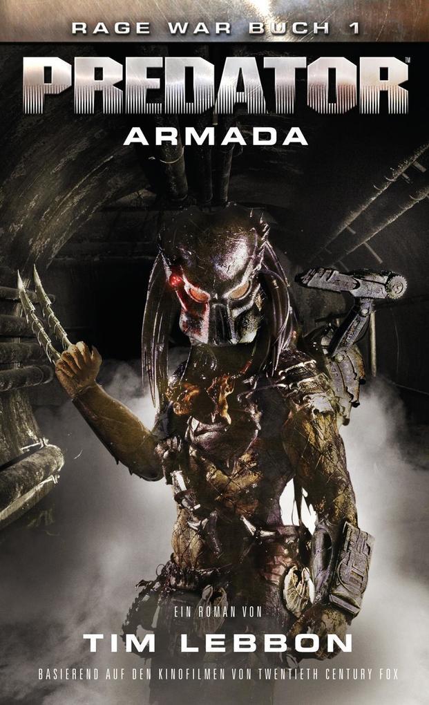 Predator - Armada als Buch