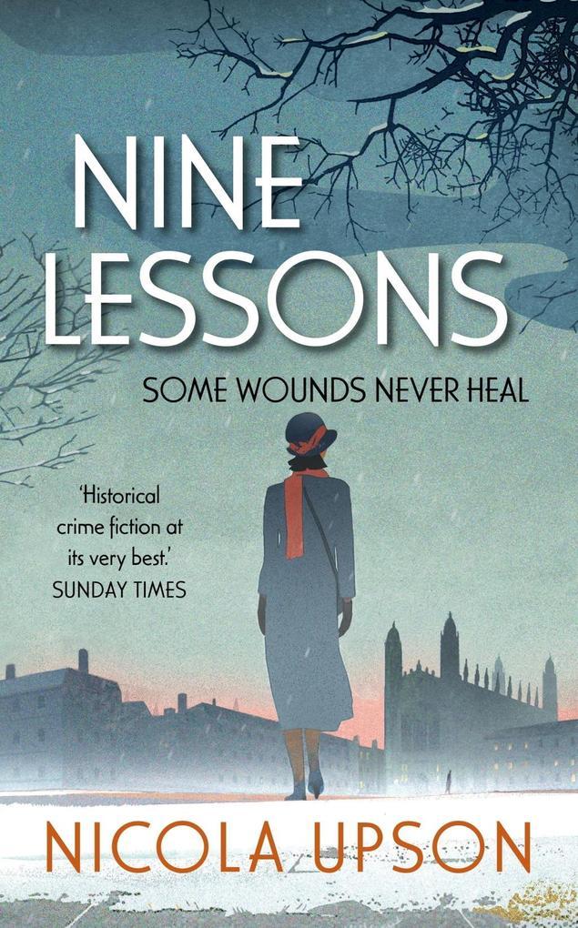 Nine Lessons als Buch von Nicola Upson