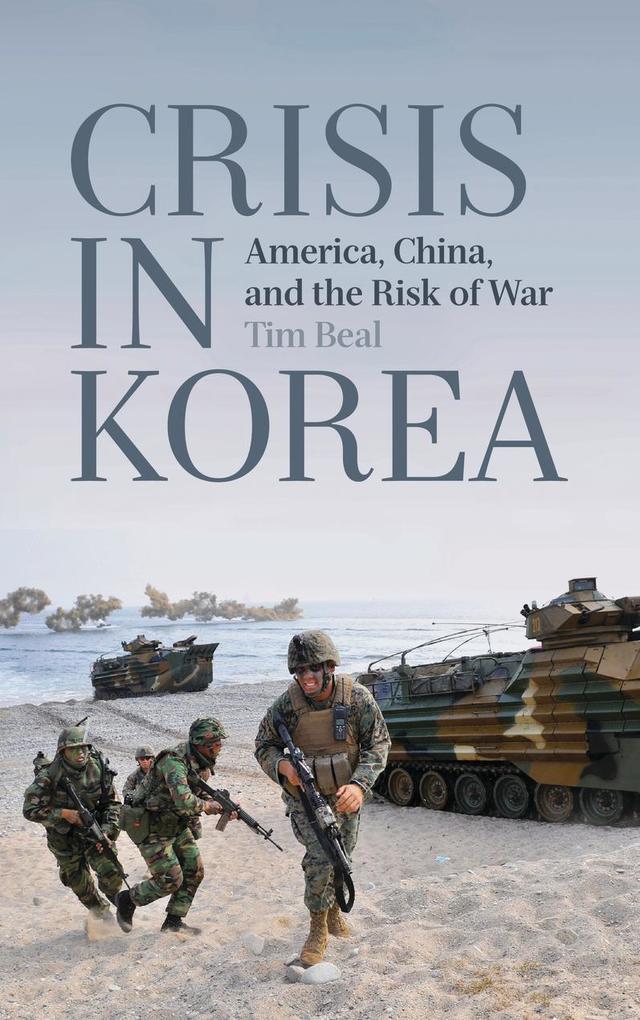 Crisis in Korea als eBook Download von Tim Beal