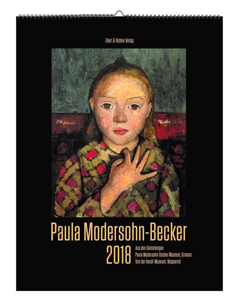Paula Modersohn-Becker Kalender 2018