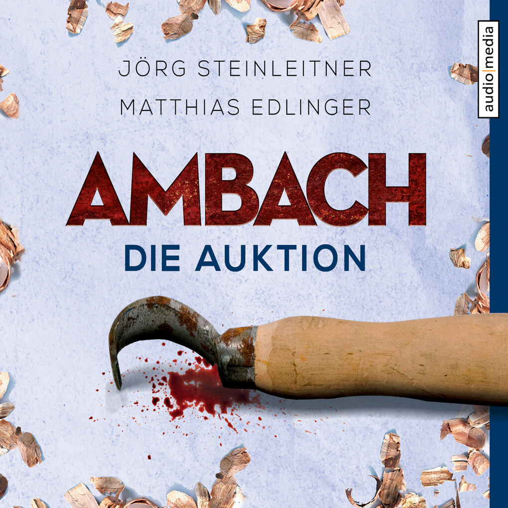 Ambach - Die Auktion als Hörbuch Download von J...