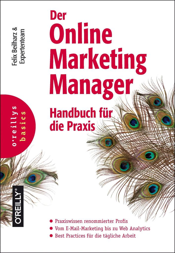 Der Online-Marketing-Manager als Buch