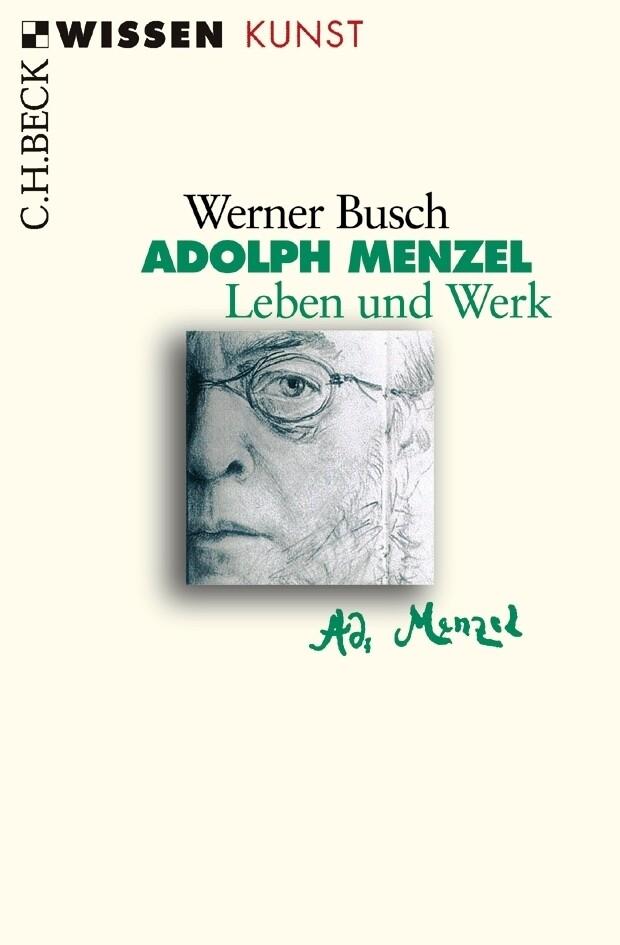 Adolph Menzel als Taschenbuch
