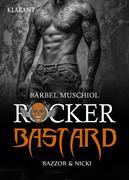 Rocker Bastard. Razzor und Nicki