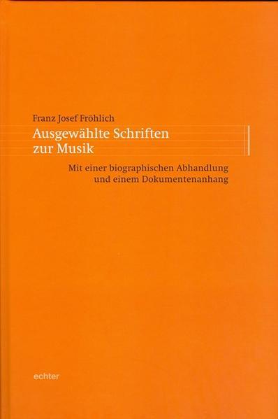 Ausgewählte Schriften zur Musik als Buch von Fr...