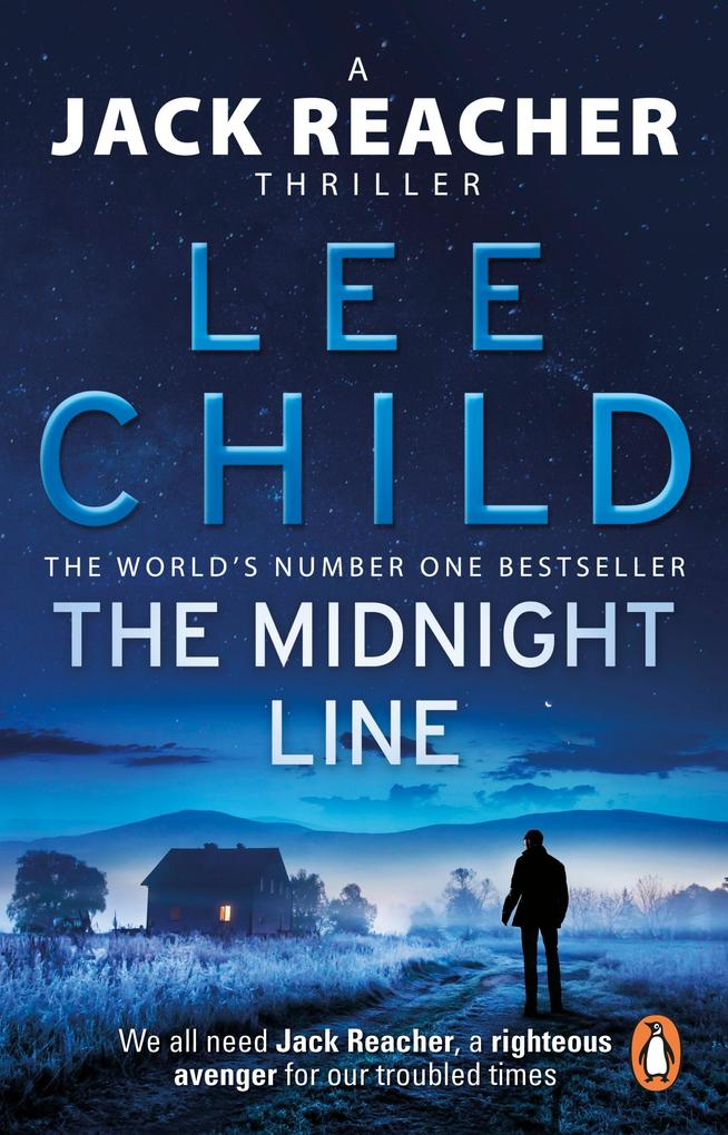 The Midnight Line als eBook Download von Lee Child