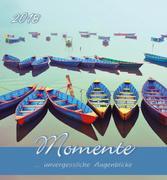 Momente 2018 Postkartenkalender