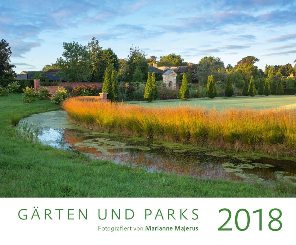 Gärten und Parks 2018