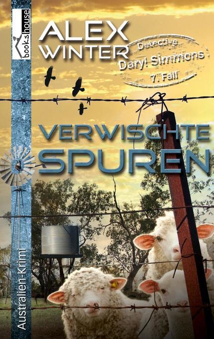 Verwischte Spuren - Detective Daryl Simmons 7. Fall als Taschenbuch