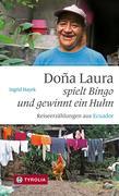Doña Laura spielt Bingo und gewinnt ein Huhn