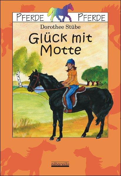 Glück mit Motte als Buch von Dorothee Stübe