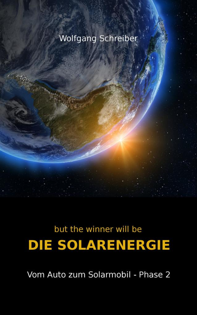 but the winner will be DIE SOLARENERGIE als eBook