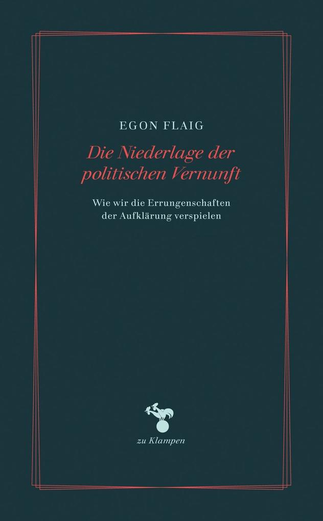 Die Niederlage der politischen Vernunft als eBook
