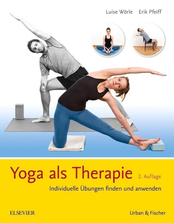 Yoga als Therapie als Buch