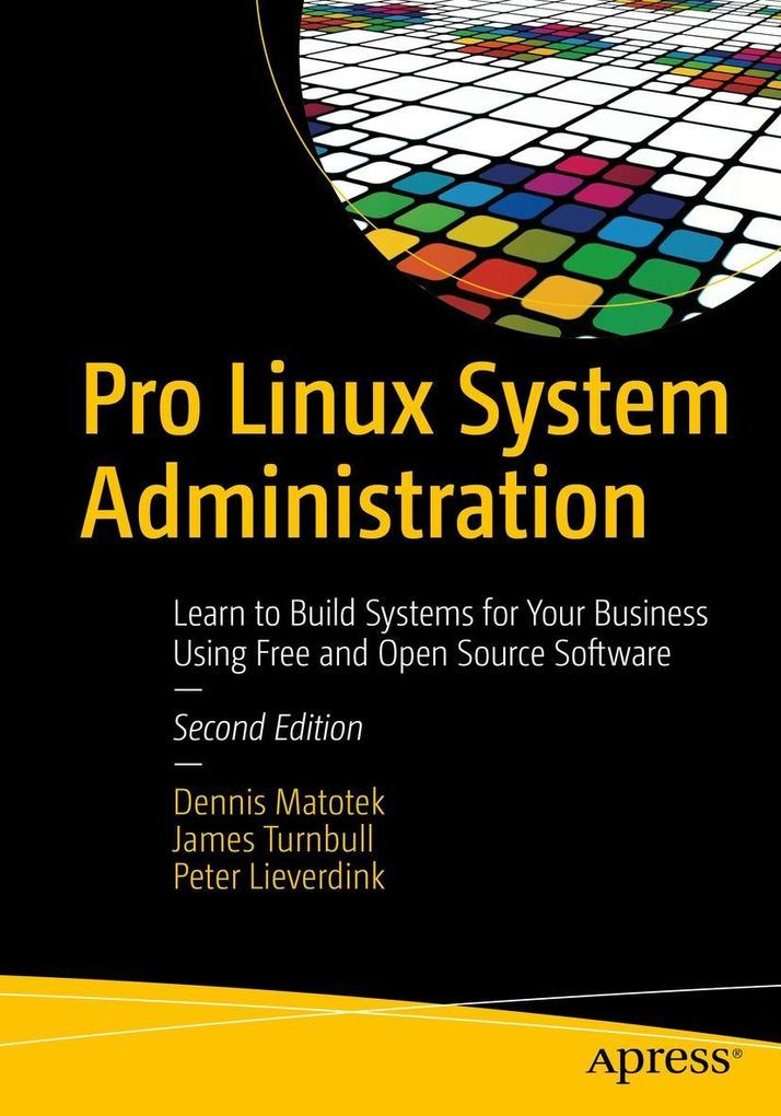 Pro Linux System Administration als eBook Downl...