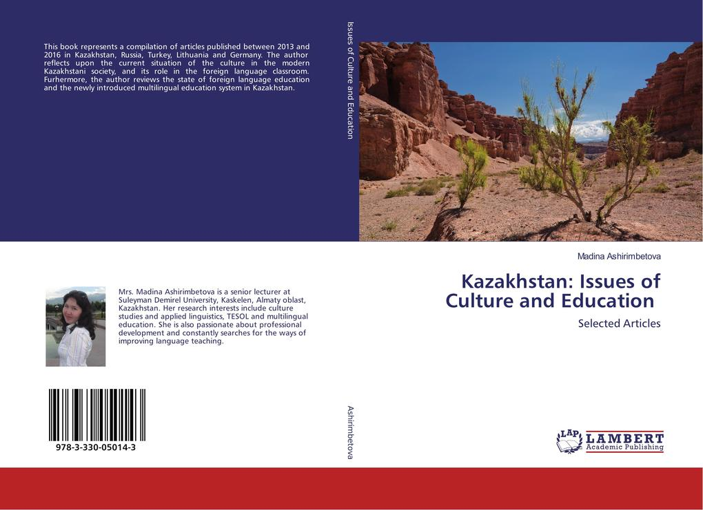 Kazakhstan: Issues of Culture and Education als...