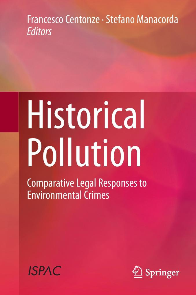 Historical Pollution als Buch von
