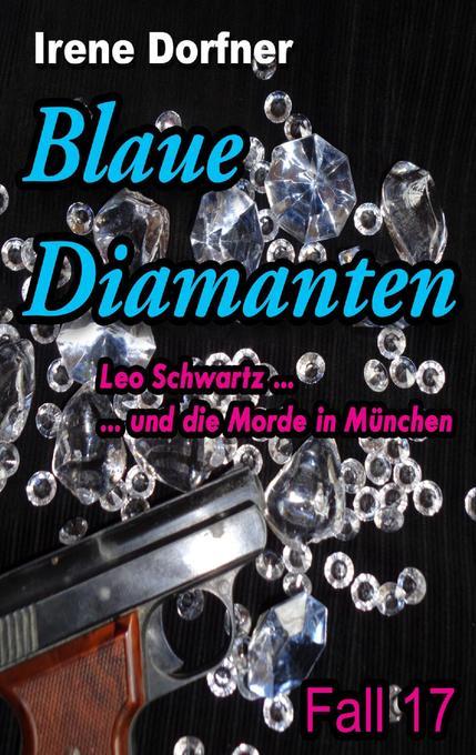 Blaue Diamanten als Buch