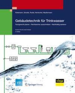 Gebäudetechnik für Trinkwasser als Buch