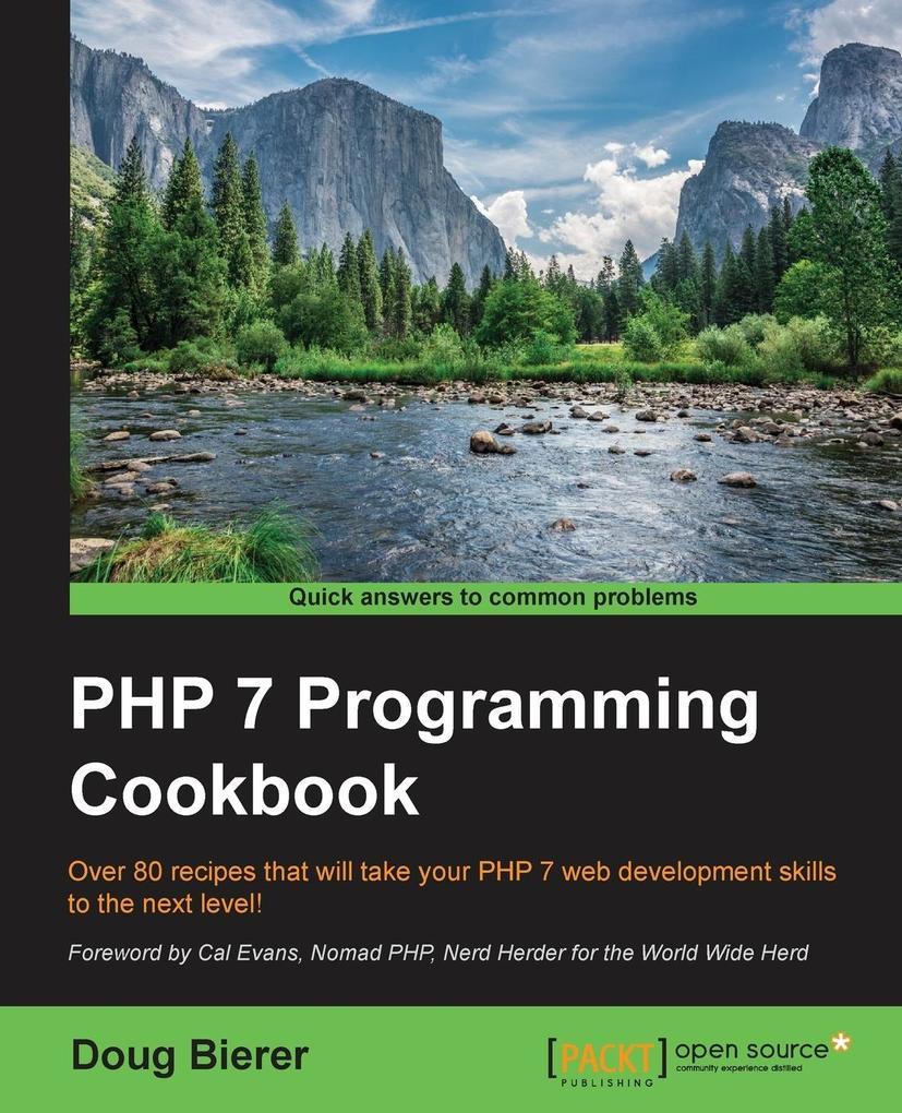 PHP 7 Programming Cookbook als Buch von Doug Bi...