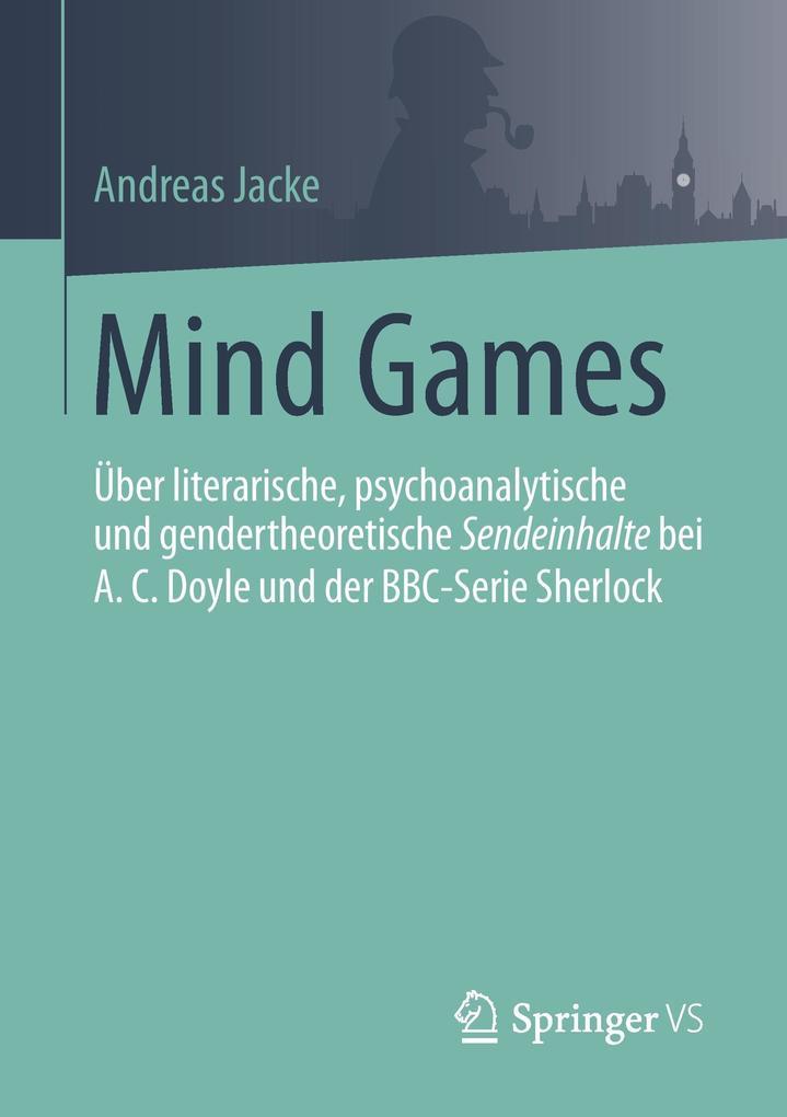 Mind Games als Buch