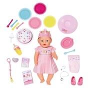 Zapf Creation 824054 - Baby born Interactive Happy Birthday, für Puppen