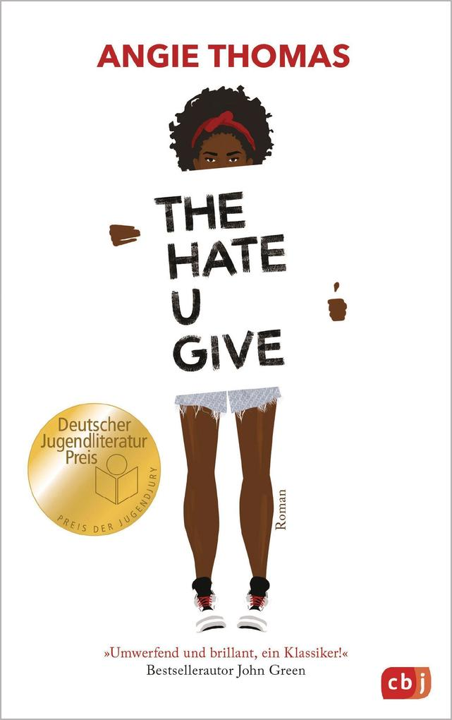The Hate U Give als Buch