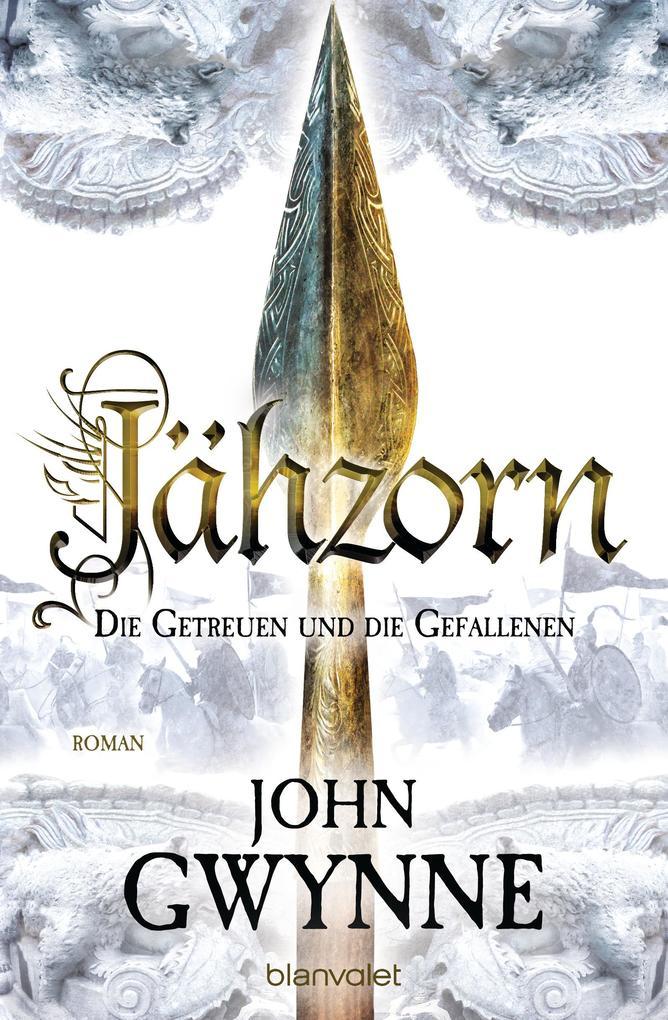 Jähzorn - Die Getreuen und die Gefallenen 3 als eBook