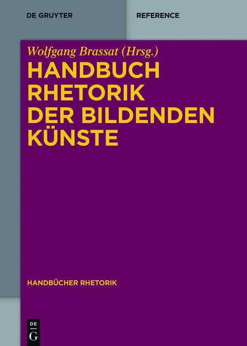 Handbuch Rhetorik der Bildenden Künste als eBoo...