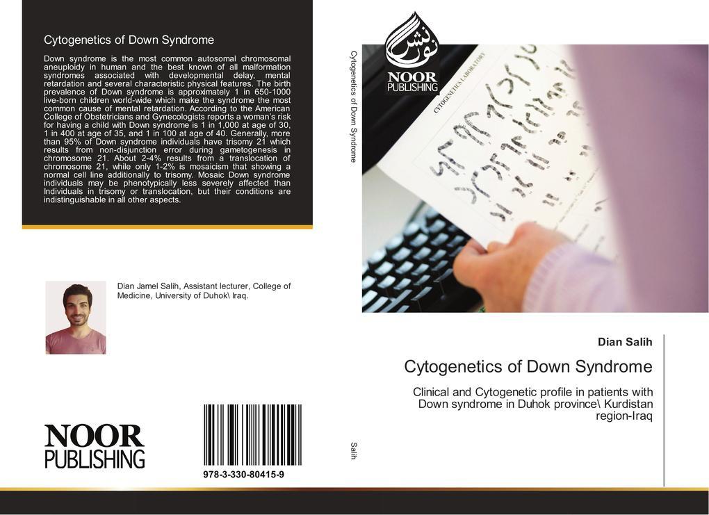 Cytogenetics of Down Syndrome als Buch von Dian...