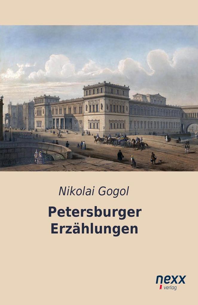 Petersburger Erzählungen als Buch