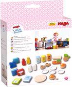HABA - Little Friends - Puppenhaus Zubehör Küche