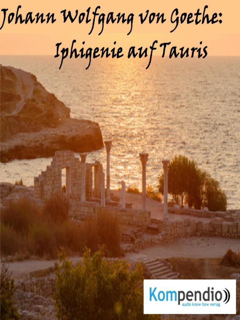 Iphigenie auf Tauris als eBook