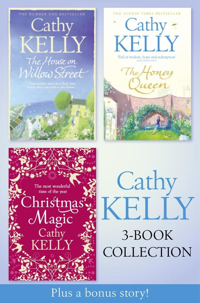 Cathy Kelly 3-Book Collection 2: The House on W...