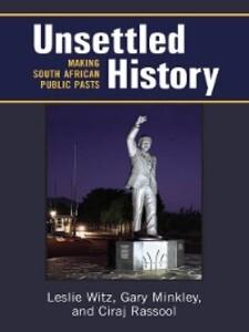 Unsettled History als eBook Download von Leslie...