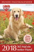 Hunde-Tageskalender 2018