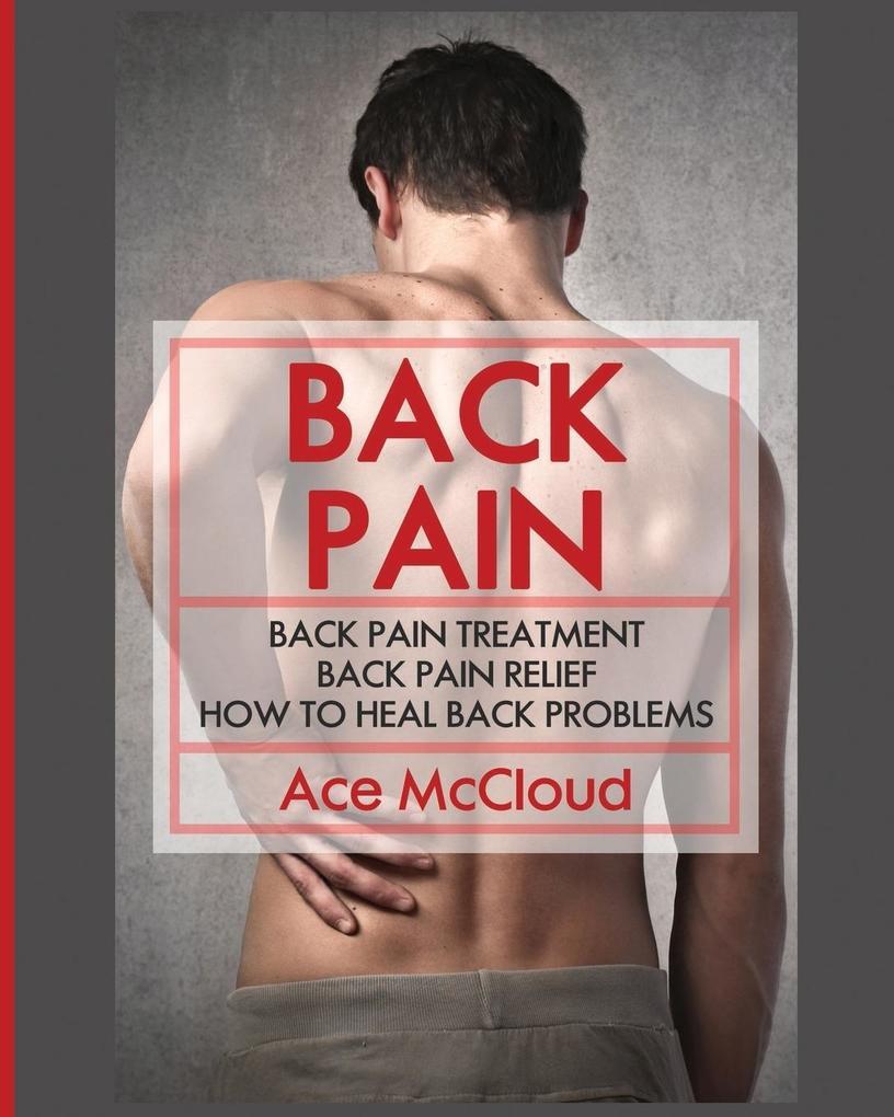 Back Pain als Taschenbuch von Ace Mccloud