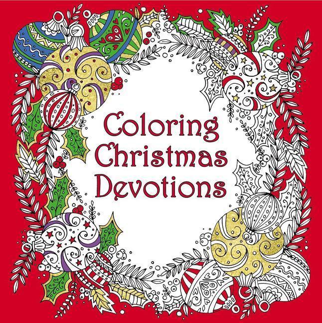 Coloring Christmas Devotions als Taschenbuch