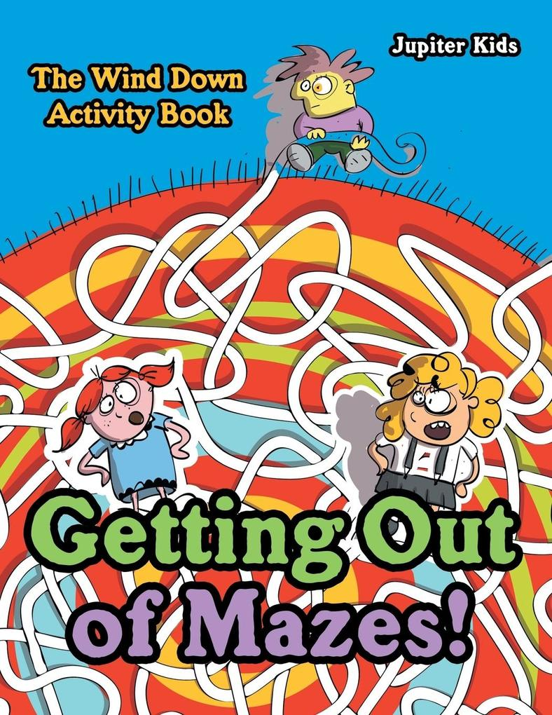 Getting Out of Mazes! The Wind down Activity Bo...