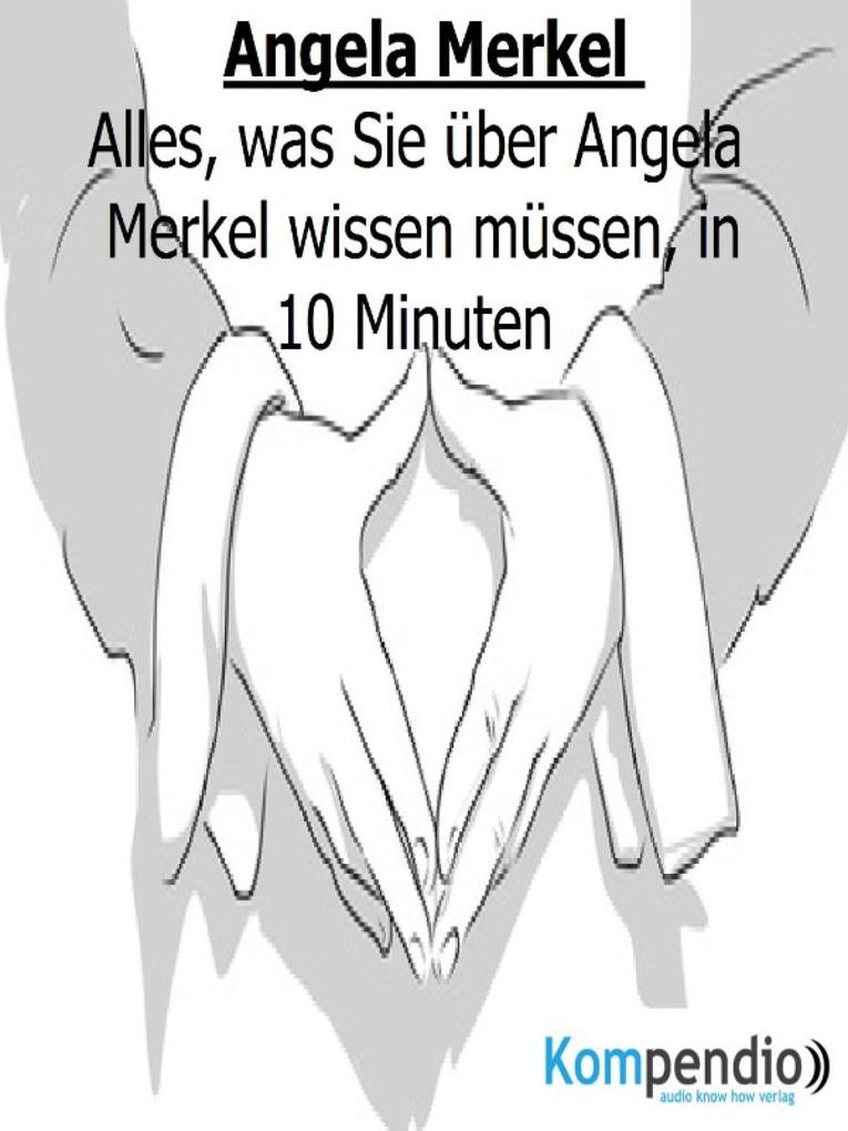 Angela Merkel (Biografie kompakt) als eBook