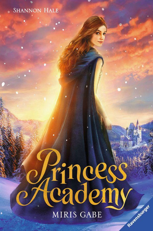 Princess Academy 01: Miris Gabe als Buch