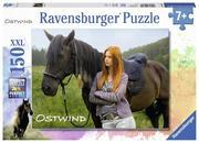 Ausritt mit Ostwind. Puzzle 100 Teile XXL