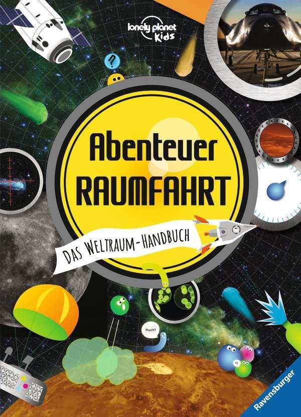 Ravensburger Buch - Abenteuer Raumfahrt als Buch (gebunden)