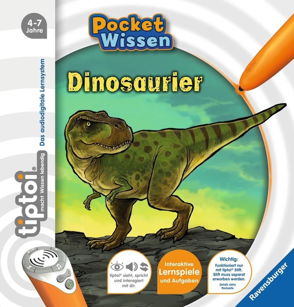tiptoi® Dinosaurier als Buch