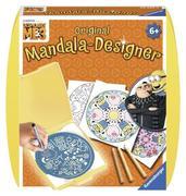 Minions: Despicable Me 3. Original Mandala-Designer