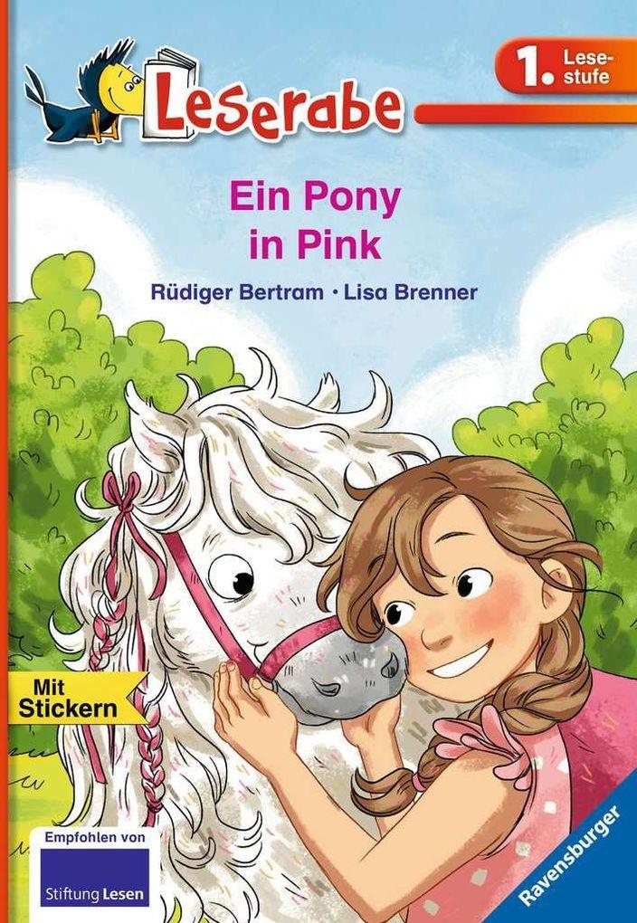Ein Pony in Pink als Buch von Rüdiger Bertram